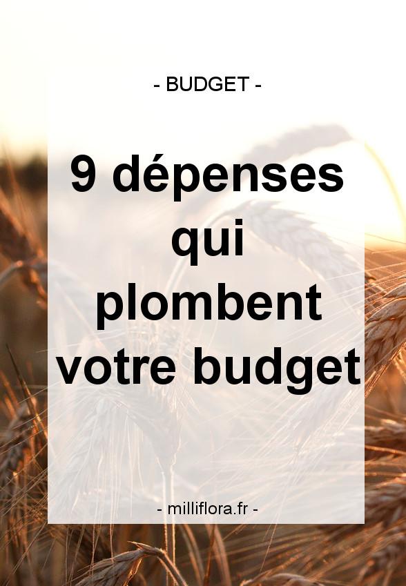 9 dépenses qui surchargent votre budget inutilement et sur lesquelles vous pouvez facilement économiser
