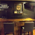 How To Build Your Own Home Bar Milligan S Gander Hill Farm