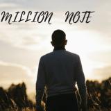人生を記録するWebマガジン「MILLION NOTE」を作成しました。