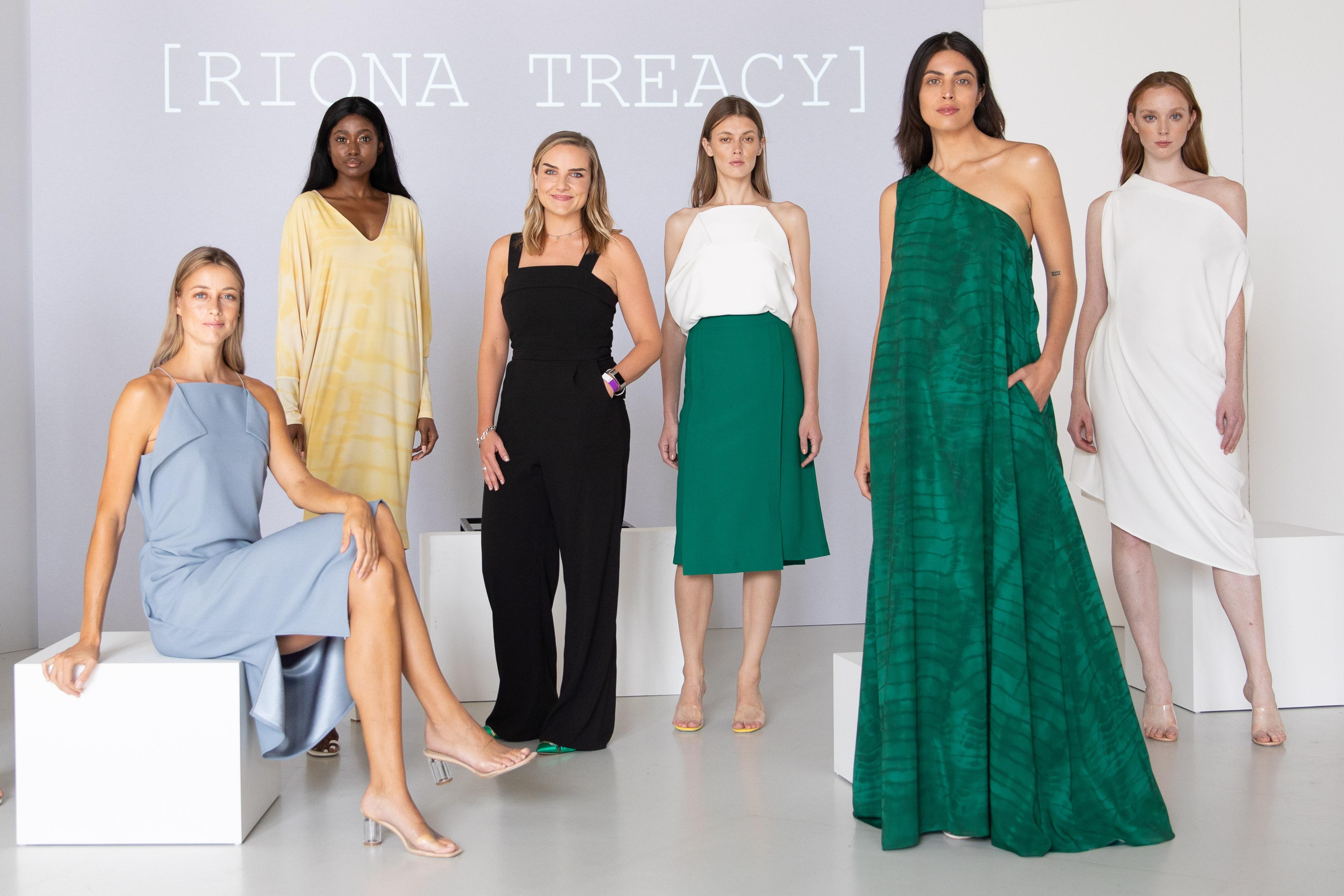 London Fashion Week Spring Summer 2020  – Riona Treacy