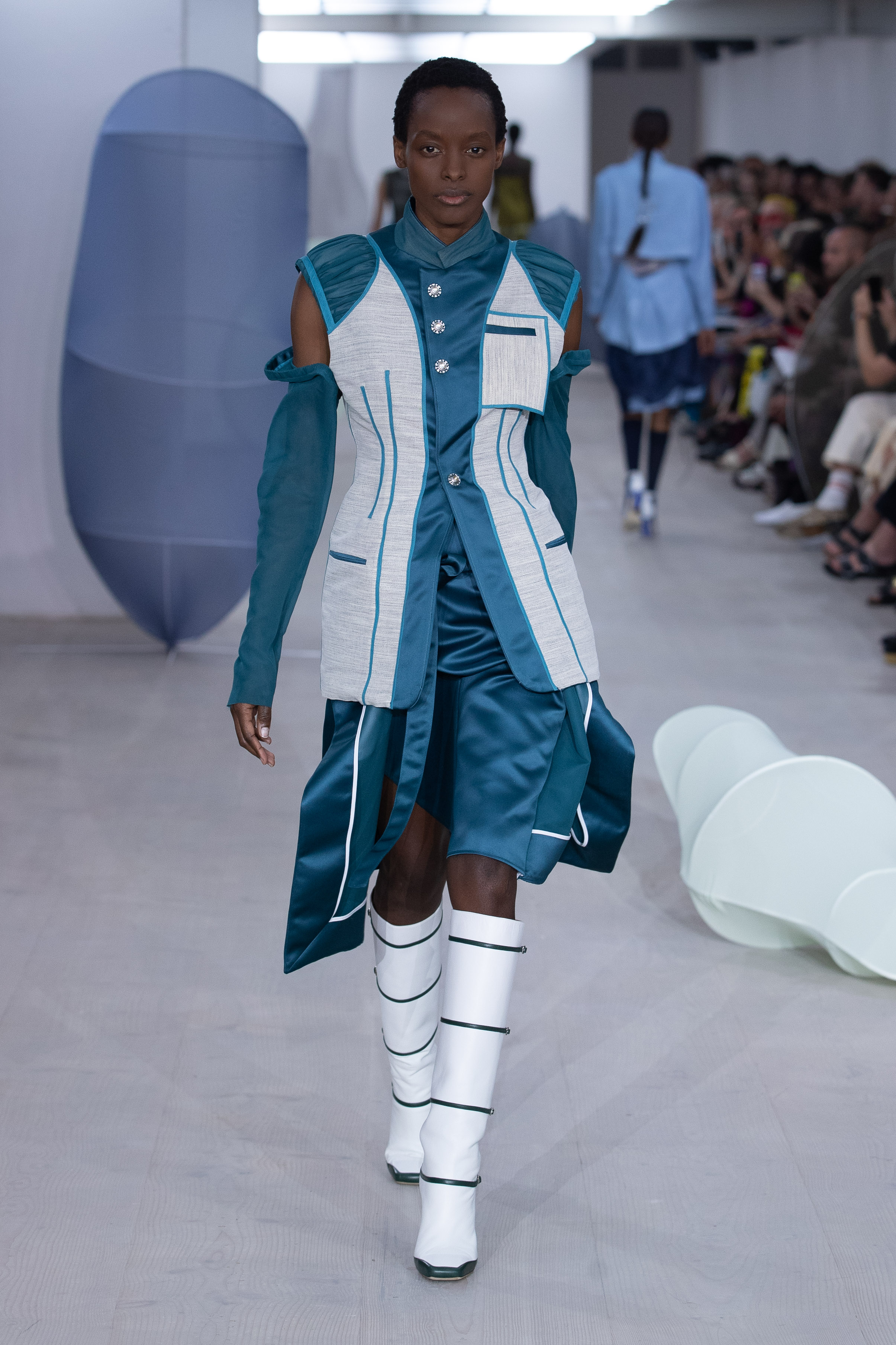 London Fashion Week Spring Summer 2020  – Richard Malone