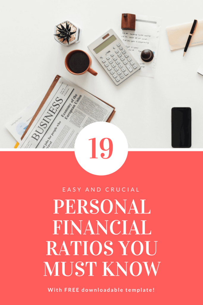 19 Personal Financial Ratios You Need To Know Millionaire Mob