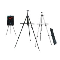 easel stand aluminum