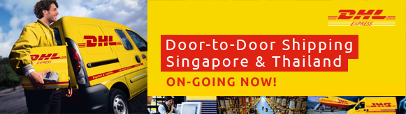 Singapore Thailand Dhl Shipping