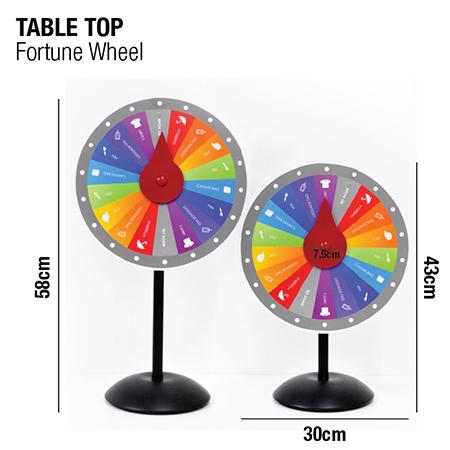table-top-mini-fortune-prize-wheel