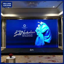 LED Screen Panel Backdrop Rent KL Selangor