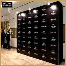 stage backdrop media wall Rent KL