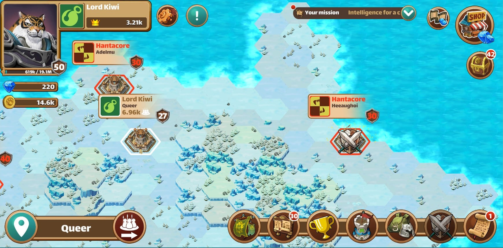 Million Lords | MMORTS on mobile