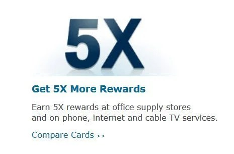 Reader Question: When Does the 5X Bonus on the Ink Cards Reset?