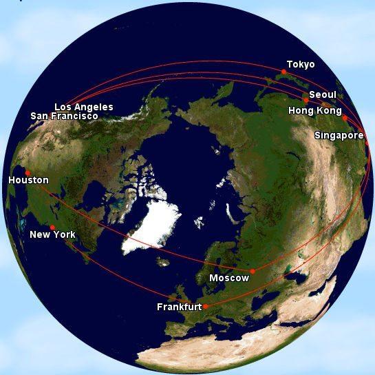 United Asia Miles