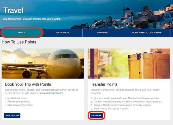 New Limited Time Transfer Bonuses With AMEX Membership Rewards