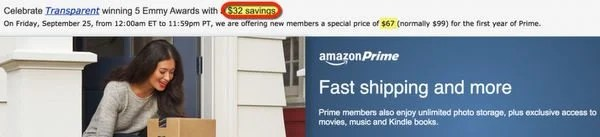 Get Amazon Prime For 60 Instead Of 99 Lock In The Price For Years