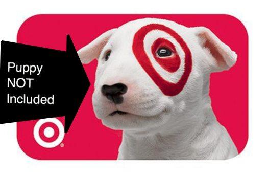 $200 in Target Gift Cards Winner!