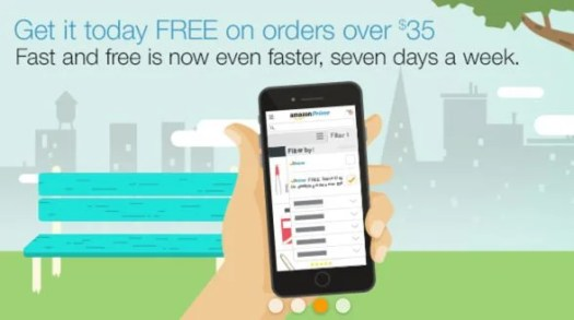 Last Week To Earn Up To 15 Back At Amazon Plus New Same Day Delivery