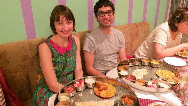 Jet Set to Jaipur: Part 8 – Eating in Jaipur