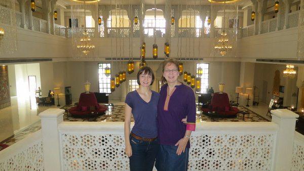 Jet Set to Jaipur: Part 3 – ITC Rajputana Hotel Overview