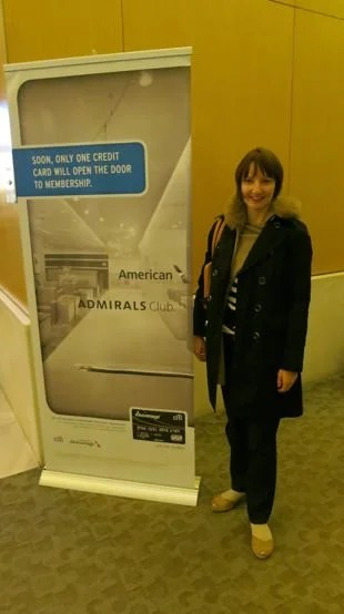 Citi AAdvantage Executive Authorized Users Now Get Admirals Club Lounge Access