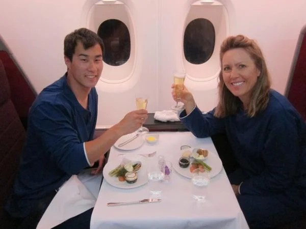 I Fly With Miles - Interview With Melissa And Mike