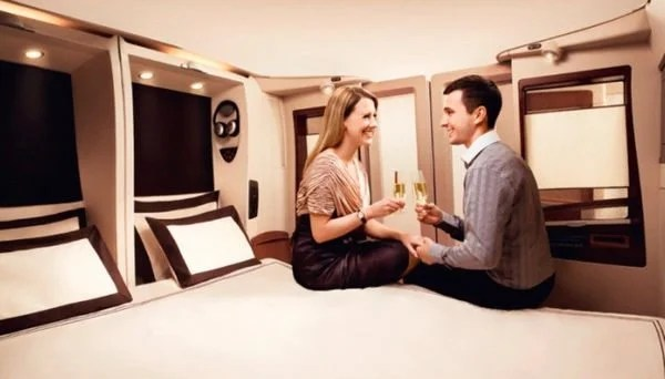 Singapore Airlines First Class Suite Award Seats Available!
