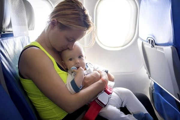 Can A Lap Child Fly Free With You And Your Southwest Companion