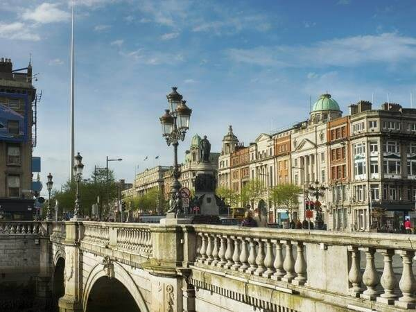 Hot! $409 to $650 Round-Trip to Dublin Nationwide!