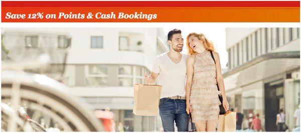 IHG Cardholders & Platinum Members Get Discounted Points & Cash Bookings