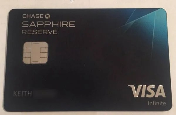 How to Activate Chase Sapphire Reserve Rewards When You Get the Card