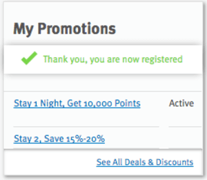 Targeted Stack This Deal To Earn Up To 17500 Valuable Hotel Points