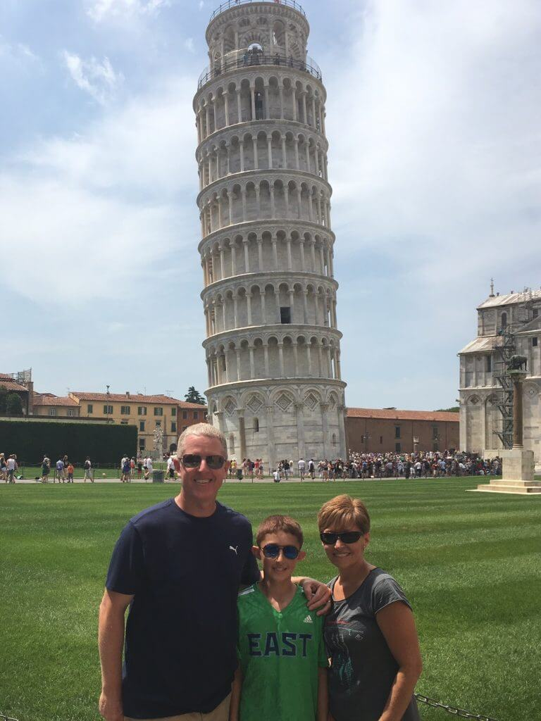 Success! Business Class to Italy for a Family of 3 – How They Did It With Miles & Points!