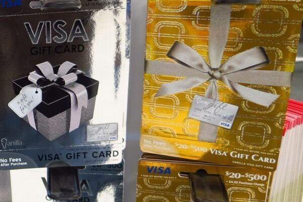 Blog Giveaway: $200 Visa Gift Card!
