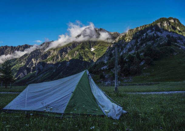 Slowing Down In Europe Emily Ians Long Distance European Hike