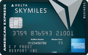 Delta Reserve for Business Credit Card