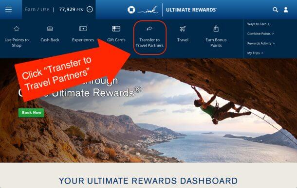 Get Free Hotel Stays With Chase Points