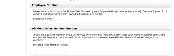 """Warning: You Could Get Only 15,000 Miles For $49 With The """"New"""" US Air Credit Card"""