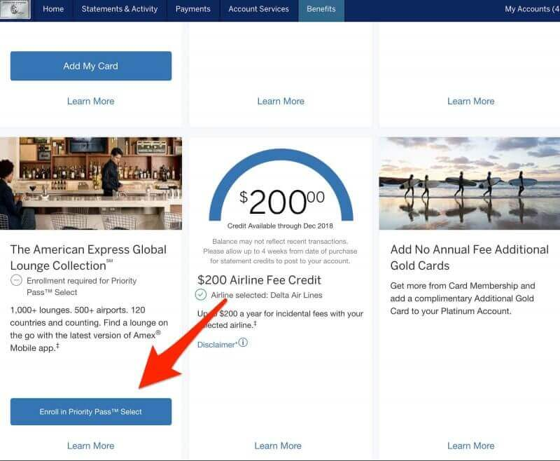 Can You Access Priority Pass Lounges Just By Showing Your AMEX Platinum Card