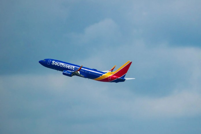 Thanksgiving Southwest sale starting at $ 39 one-way