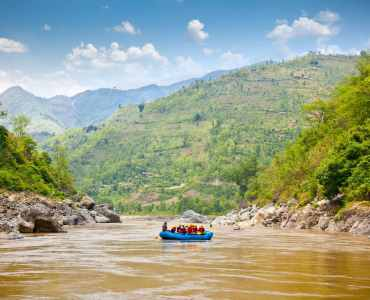 Seti River, Nepal - Luxury Nepal Holidays and Tours - Millis Potter Travel