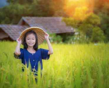 Burmese Lady, Burma