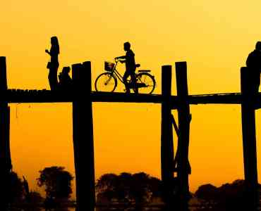 U Bein Bridge - Burma Luxury Holidays