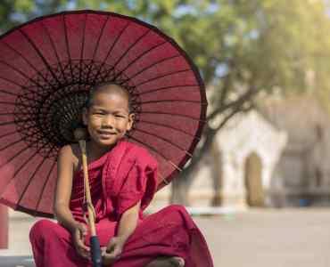 Buddhist Monks, Burma (Myanmar)