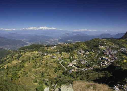 Central Nepal | Luxury Treks, Tours and Holidays to Nepal | Millis Potter