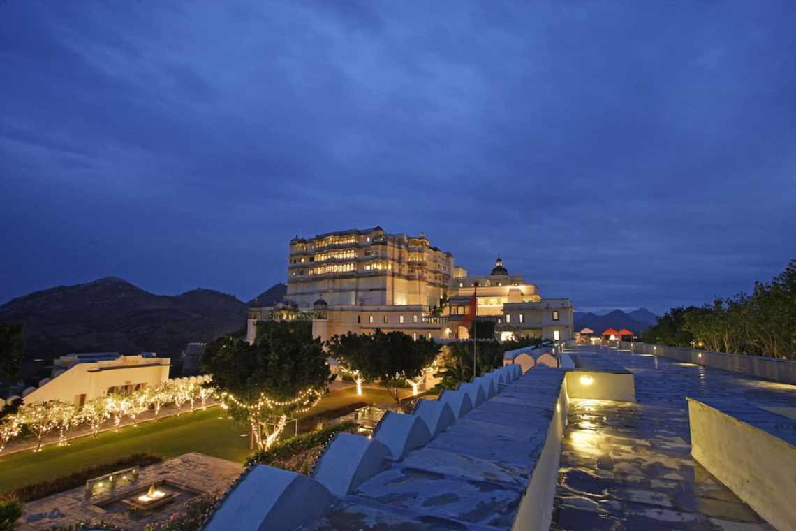 Devi Garh Fort Palace, Udaipur | Luxury Hotels in India | Millis Potter Travel