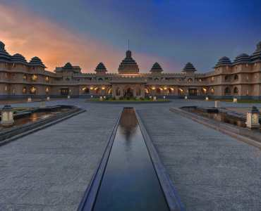 Orange County Hampi, Karnataka, India | Luxury Hotel in Hampi, India