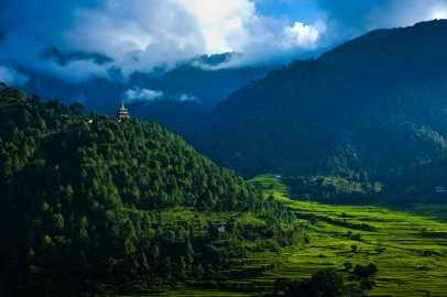Punakha Valleys