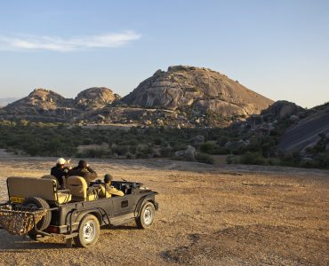 Jawai Camp, Rajasthan, India