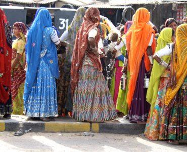 Local Rajasthan Life, India