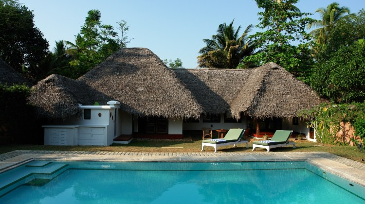 Marari Beach Resort, Kerala, India