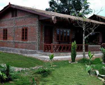 Riverside at Hsipaw Lodge, Burma