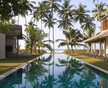 Frangipani Tree, Sri Lanka | Luxury Beach Hotels | Millis Potter Travel