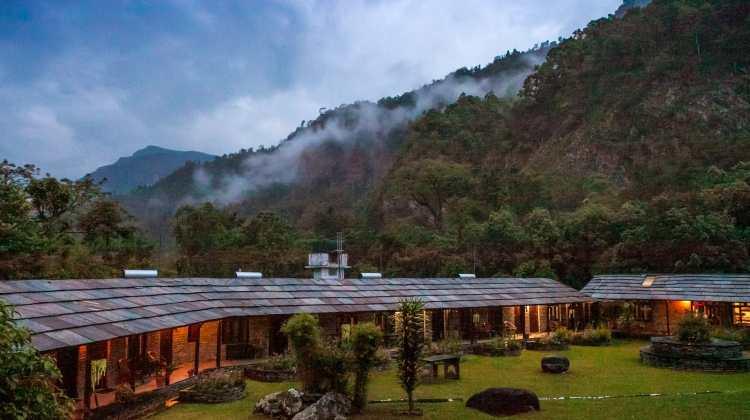 Sanctuary Lodge